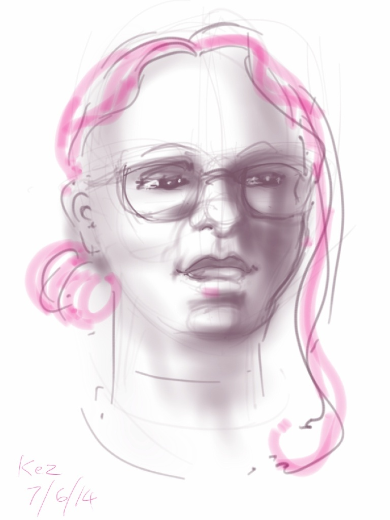 Kez portrait