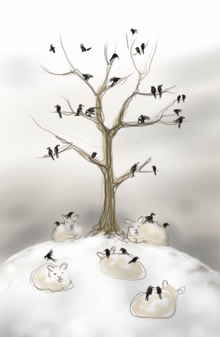 Dead Tree Hillock