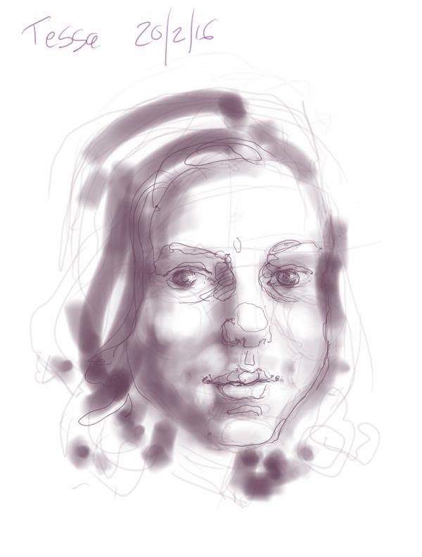 Tessa sketch