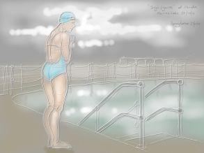 Single Figures at Clevedon Marine Lake