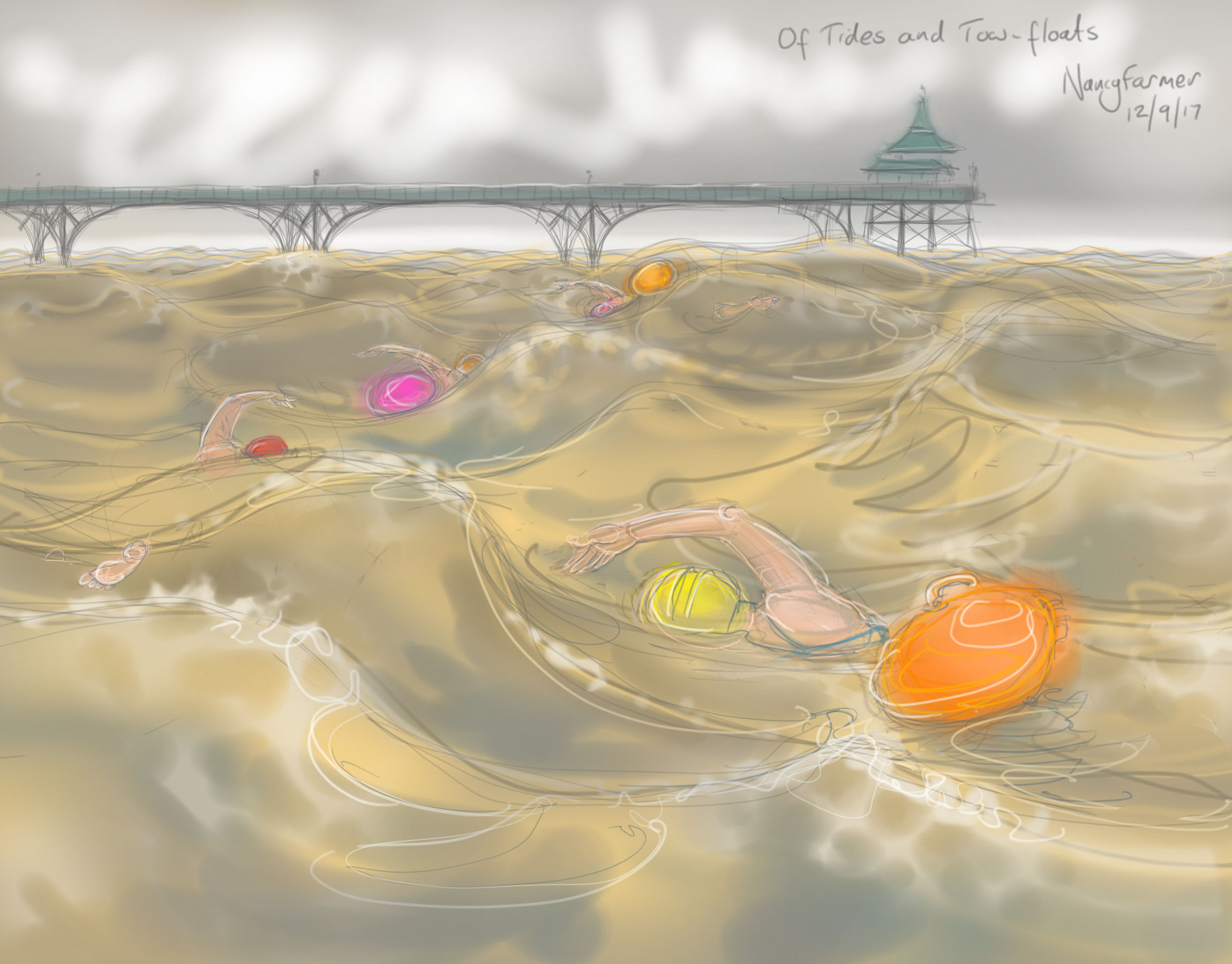 Of Tides & Tow-Floats