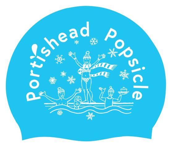 Portishead Popsicle swim cap