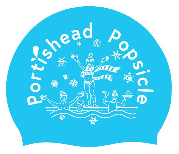 Portishead Popsicle swim cap