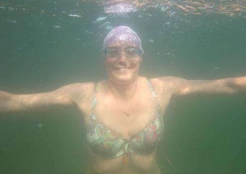 underwater birthday pic