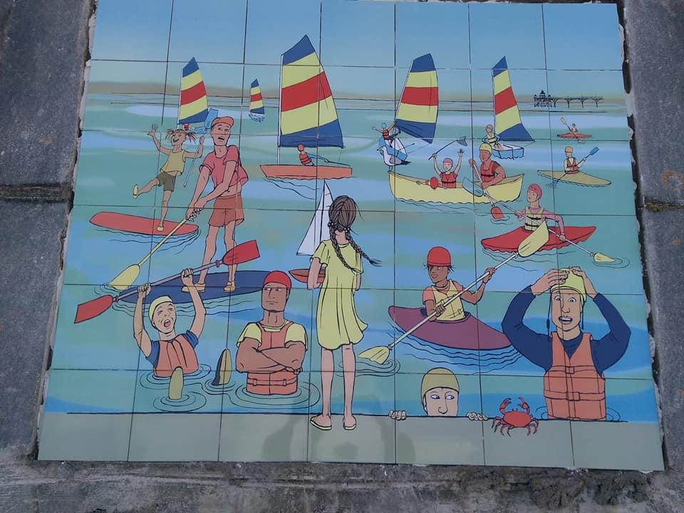 Boating panel