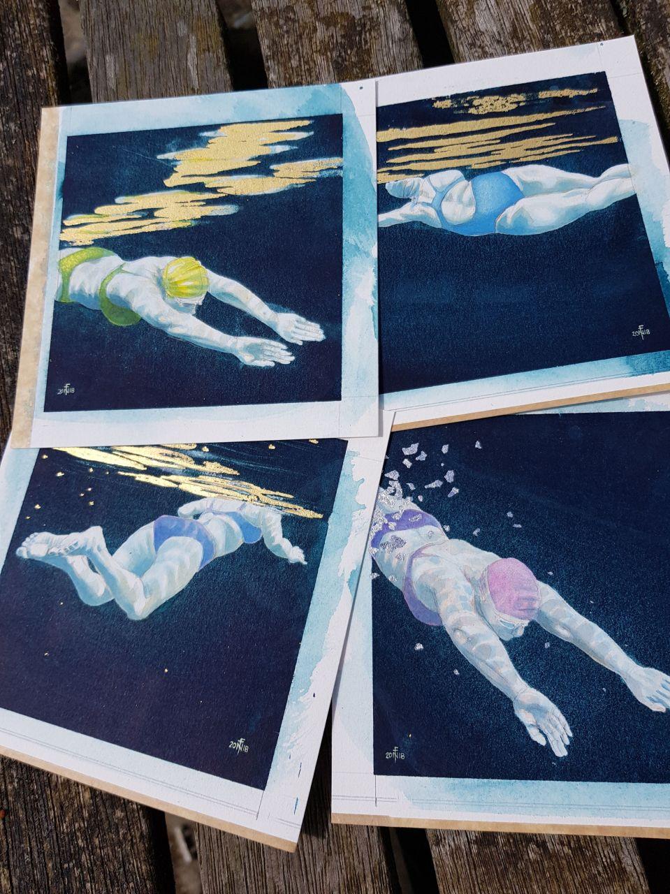 Mini Swimmers 2018