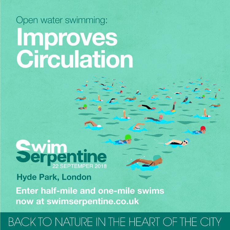 Swim Serpentine - circulation