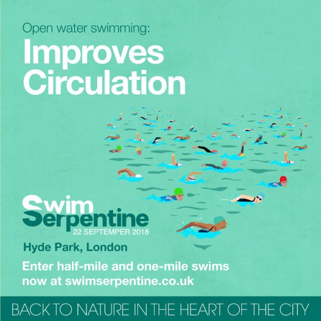 Swim Serpentine - circulation