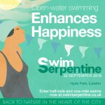 Swim Serpentine - happiness