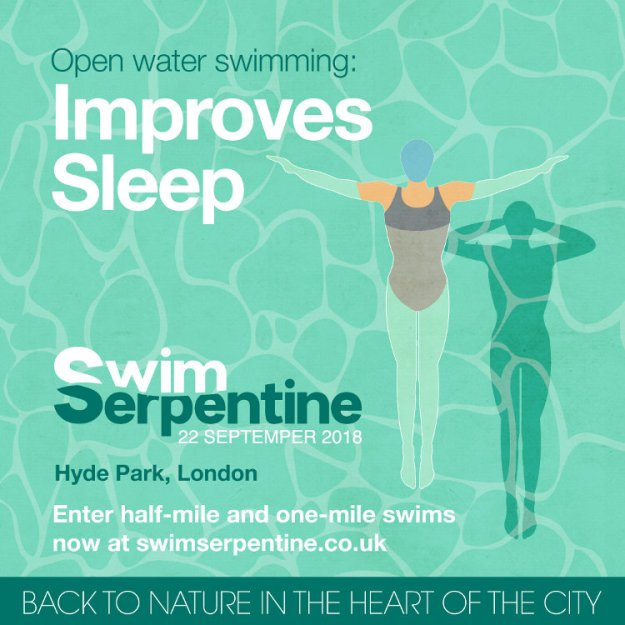 Swim Serpentine - sleep