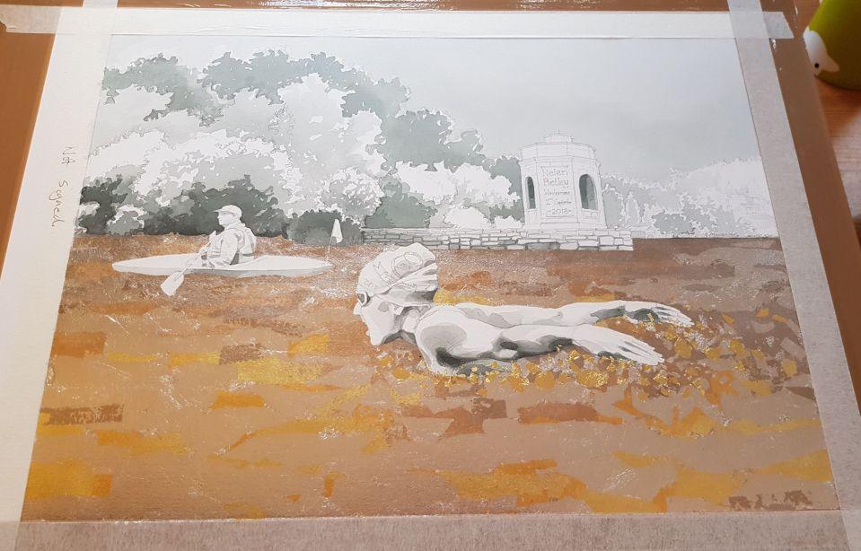 Finished painting - photo 2