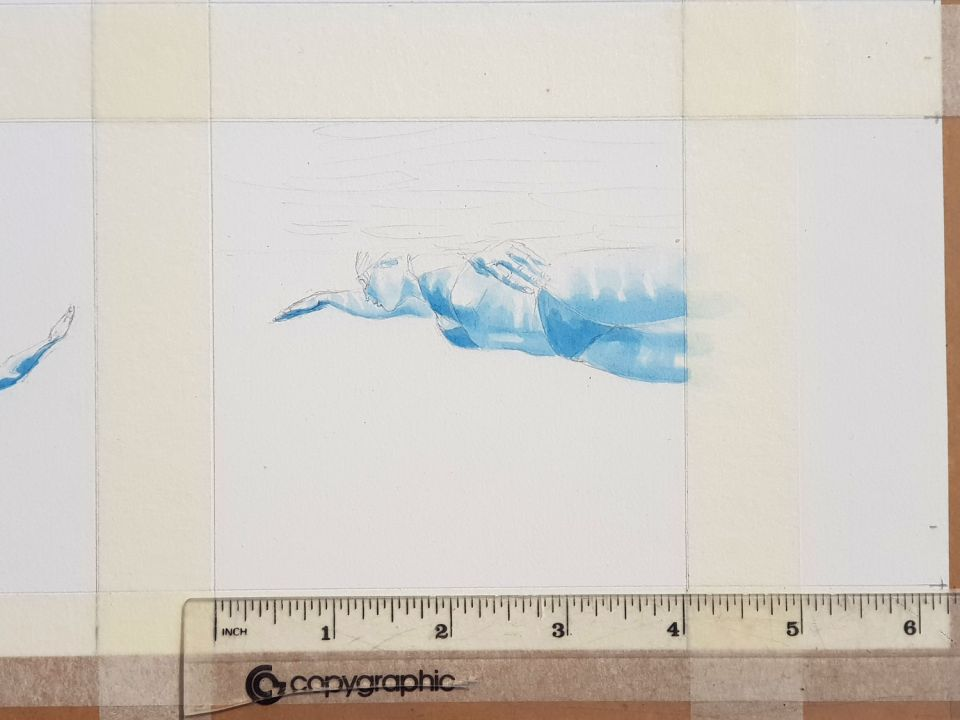 Mini Swimmer - work in progress