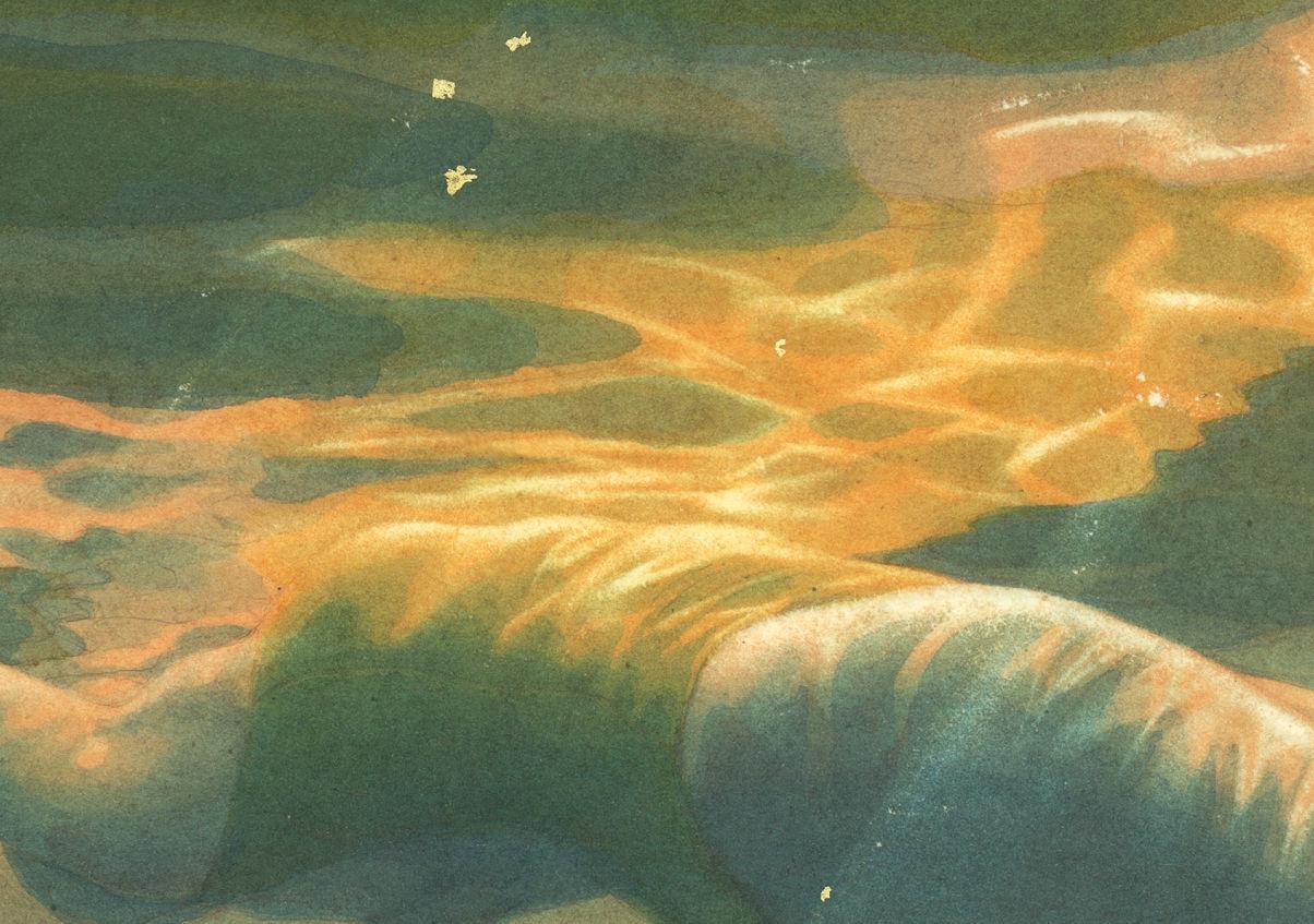 Floating - detail