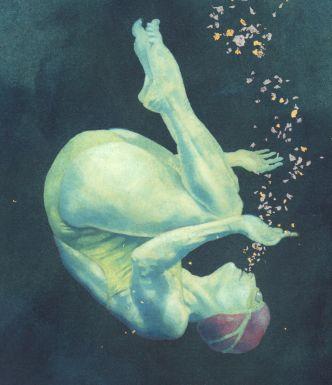 'Somersault' - detail 1