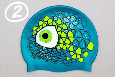 hat design sketch - an alternative version