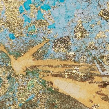 Texture - corrosion, watercolour and so on