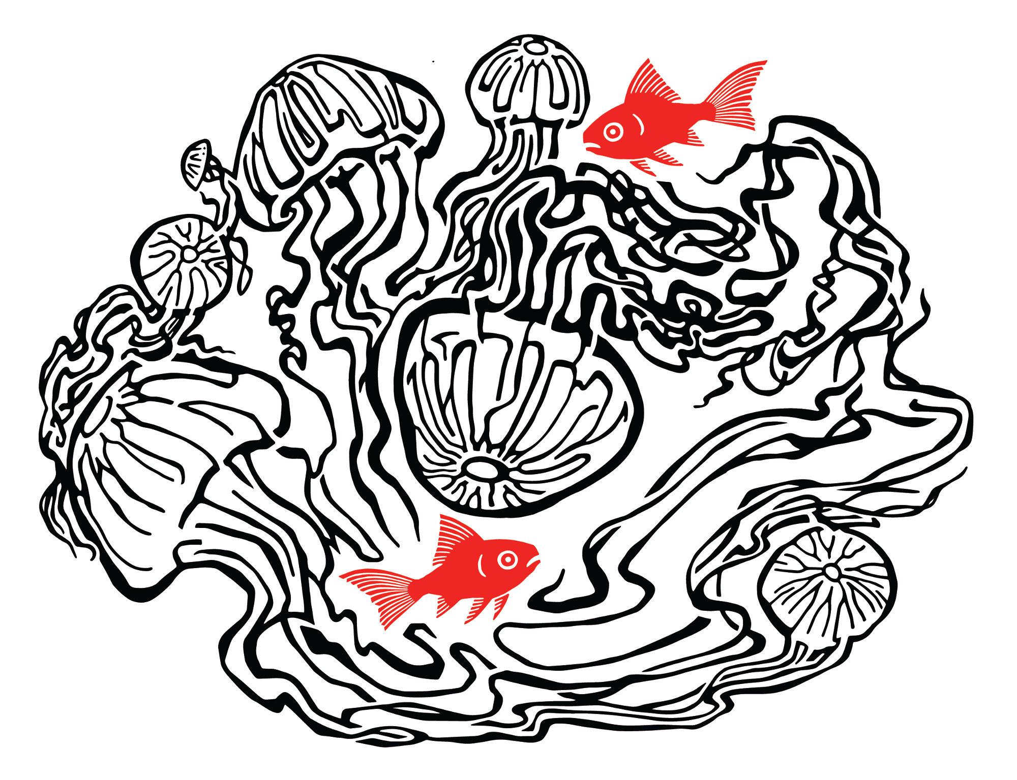 The Jellyfish Maze